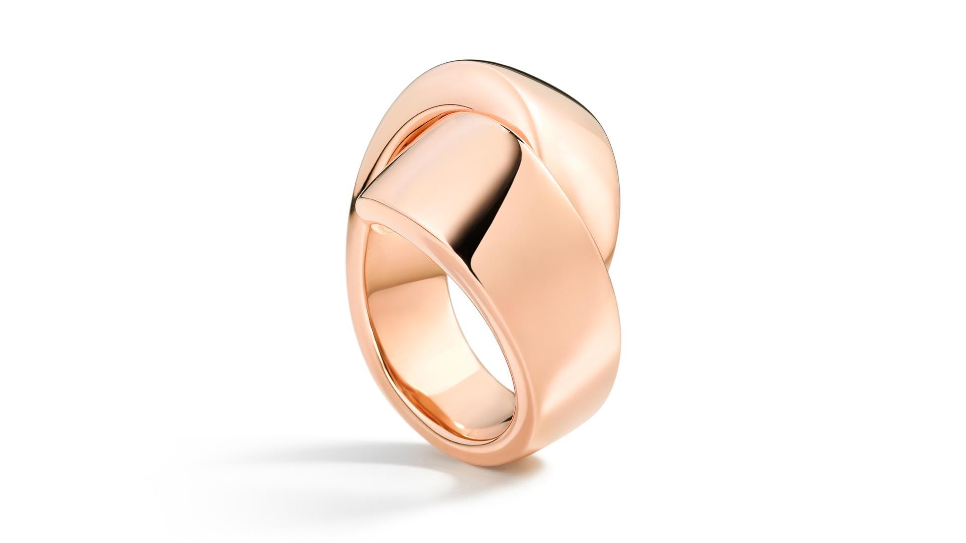 Abbraccio Midi ring