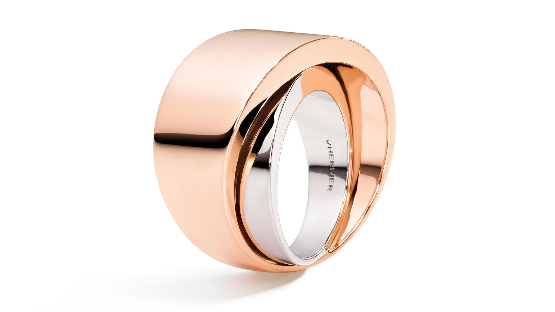Tourbillon Midi ring